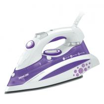 Sencor, Steam Iron , 2200 W, White/Purple, SSI 8441VT