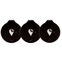 TrackR bravo (3-pack)/Black/Black/Black - TB0013PBLKX3