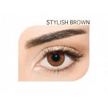 Tri-Kolor, Stylish Brown Disposable