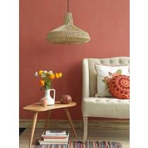 BN Wall Coverings, Wallpaper Orange Plain