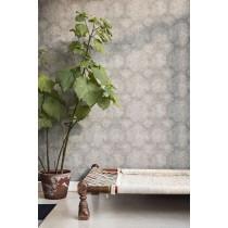 BN Wall Coverings, Wallpaper Embossed Color Dark Grey