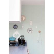 BN Wall Coverings, Wallpaper Plain Color Light Green