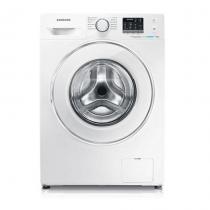 Samsung Front Load, Eco Bubble, White 7 kg - WF70F5E0W2W/FH