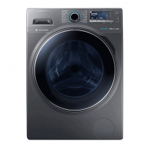 Samsung Front Loading 12 kg Bubble-Silver-WW12H8420EX/FH