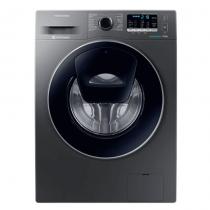 Samsung, Bubble shots Add Wash, Silver - WW90K5210UX/FH