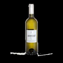 Chateau Oumsiyat, Musette, White Wine, 2014