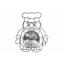 Aria, Chef Clock