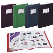 Snopake, Clear Book W, Id Holder, A3 A4, Pack of 1