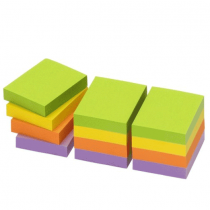 Info Notes, Sticky Notes, Spring, Pack of 24