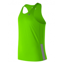 New Balance, Accelerate Singlet, Energy Lime
