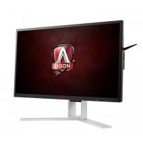 AOC Agon, Gaming Monitor, FreeSync, QHD (1920x1080), TN Panel, 240Hz, 1ms, Height Adjustable, DisplayPort, HDMI, USB -  AG251FZ  25''W