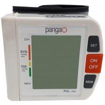 Pangao Wrist Blood Pressure Monitor with Adjustable Cuff - B151