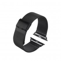 Stainless Steel Milanese Loop Band Wrist Bracelet Strap For Apple Watch 38/42mm - available in 3 colors