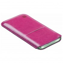 Promate Premium 6/6s Handcrafted Leather Sleeve Case, Available in 2 Colors