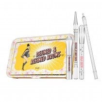 Benefit, Defined & Refined Brows Kit, Medium