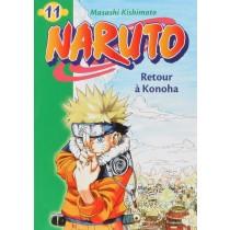 Naruto, Tome 11 : Retour à Konoha