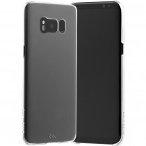 Case Mate, Barely There Case, Cover for Samsung Galaxy S8, Clear - CM035502