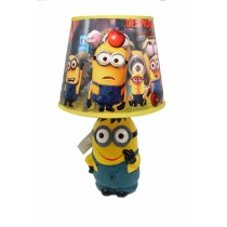 Special, Minions Bedside Lamp, Available in different designs