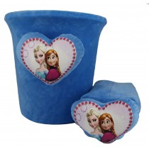 Special, Frozen Waste Basket & Tissue Box Elsa & Anna, Available in different colors