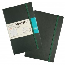 OPP Paper Concept, Hard Lined Notebook, 9x14cm, Available in Different Colors