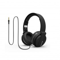 Promate Encore Dynamic Over-Ear Stereo Wired Headset, Available in 2 Colors