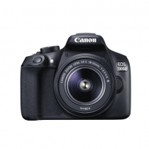 Canon EOS 1300D + 18-55mm III Lens + 75-300mm III Lens