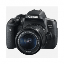 Canon EOS 750D + 18-55mm IS STM Lens