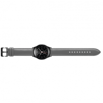 Samsung, Galaxy Gear S2 Classic Band Leather, Gray