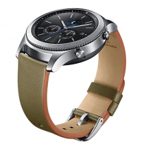Samsung, Galaxy S3 Classic Leather Band, Olive Green