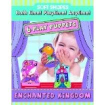 Soft Shapes Play Puppets Enchanted Kingdom (6 Foam Play Puppets)