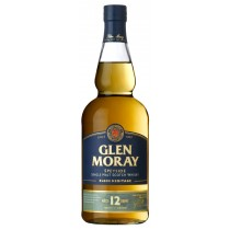 Glen Moray, Scotland Whisky 12 Years Old, 70 cl