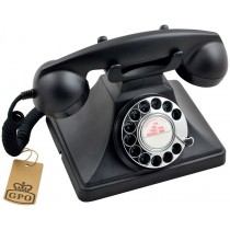 GPO 200 Classic Vintage Telephone With Rotary Dial