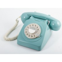 GPO 746 Rotary Telephone With Built-in Modern Technology