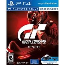 PlayStation 4, GT Gran Tursmo Sport