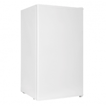 Midea Single Door Refrigerator 92 Liters, White - HS-121L(N)