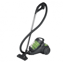 Hyundai Canister Vacuum Cleaner, 3.5 Liters Green - HY-VB2262GK