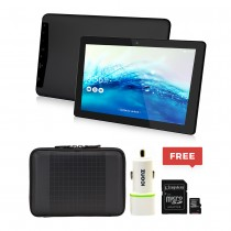 Iconz Tablet, 10.1 IPS Display, Quad Core 1.3GHz With FREE Case, Micro SD & Car Charger