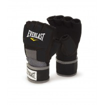 Everlast Men's Evergel Glove Wraps, Black