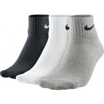 Nike Lightweight Quarter Socks (3 Pair)