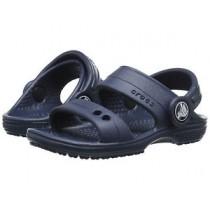 Crocs, Kid's Classic Sandal, Navy