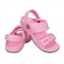 Crocs, Kid's Classic Sandal, Pink