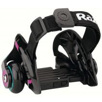 Razor Skating Jetts Heel Wheels Roller Skates- Black/ Purple
