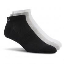 Reebok Unisex Training Inside 3 Pairs Socks