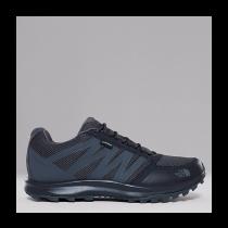 The North Face, men's Litewave Fastpack Gore-Tex shoes, Black