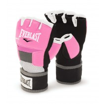 Everlast Men's Evergel Glove Wraps, Pink
