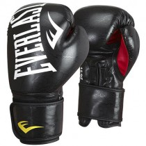Everlast Marble PU MMA Glove, Black