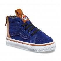Vans Kid's Sk8-Hi Zip Sneakers