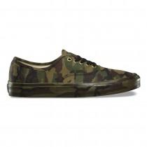 Vans Men's Authentic Mono Print Sneakers