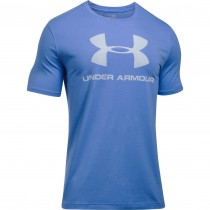 Under Armour Men's Training Sportstyle Logo Tshirt- Blue