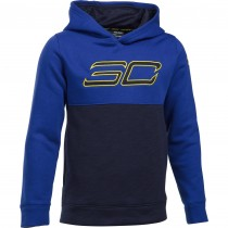 Under Armour Boy's Basketball SC30 Fleece Logo Hoody